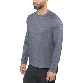 Craghoppers NosiLife Bayame II T-shirt à manches longues Homme, soft navy marl